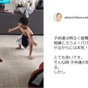 「皆様応援してあげてください。2人を」市川海老蔵さんがインスタグラムを更新、想いを語る