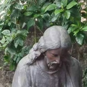 「この銅像に心があったら、さぞ嬉しかろうと思う」この写真は多分…間違いない(笑)