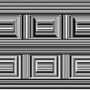 「この中に16個の円が隠れています」わかる人には一瞬でわかる錯視クイズ