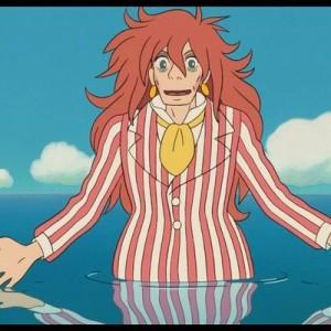 ポニョのお父さんが吉井和哉に似ている?→比べてみるとそっくりだった(笑)