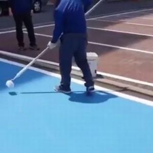 【プロの仕事】駐車場に書いてある車椅子のマークを…「これは凄いわ」・「神ってる」