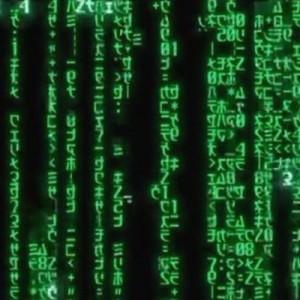 衝撃だよ!映画・マトリックスのオープニングで流れ落ちる緑のカタカナの秘密「えっー!」