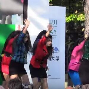 『バブリーダンス登美丘高校』に荻野目洋子さん、ご本人登場!「これは最高だわ!」