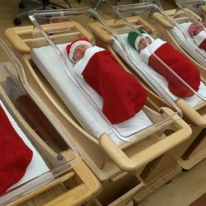 患者さんにもお楽しみを!病院ならではのクリスマスの飾り付け8選