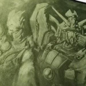 落書きの域を超えている!絨毯の「毛の向き」で描く絨毯アートが…すげえええ!13枚