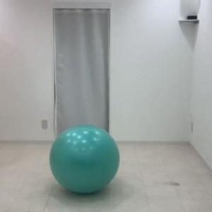 バランスボールを買ってもらったと喜ぶ高知県須崎市の観光大使→その後…盛大に笑った(笑)