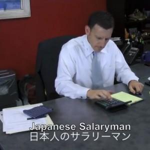 「国民性出過ぎw」・「めっちゃ笑った」日本人サラリーマンとアメリカ営業マンを比較した結果(笑)