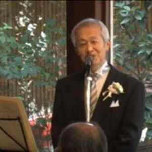 娘の結婚式にて「私ハードロックやってまして…」そう明かした父の歌声に感動する