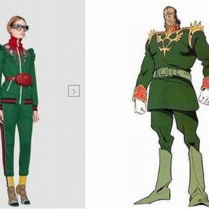 まさかの一致!(笑)ファッションで時代を先取りしていたキャラクターたち8選
