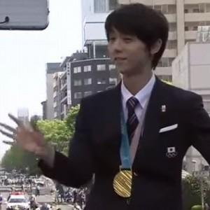 仙台で羽生結弦の祝賀パレードに10万人超→終了後の街の様子・マナーに「すごすぎる」が話題