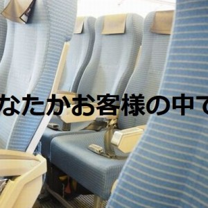 これなら私にもできる!(笑)いつか飛行機の中とかで…「どなたかお客様の中で…」13選