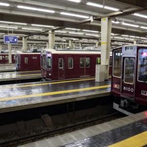 阪急電鉄すごい!震度6弱の地震発生でわかった乗客の避難方法に称賛の声