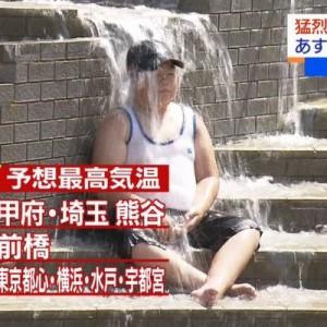 【暑すぎて…】どうなる2018年の夏!猛暑の脅威が分かる光景7選