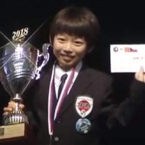 オセロ世界大会で最年少優勝した日本人少年→帰国の飛行機で機長から…これはすごいサプライズ!