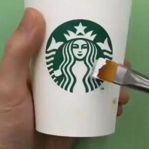 【天才現る】ここにスタバのカップがあるじゃろ?→これがこうなって…こうじゃ!