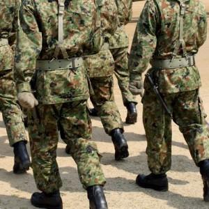 自衛隊体育学校で隊員に平手打ちした1等陸尉に懲戒処分→その「理由」に注目集まる、考えさせられる