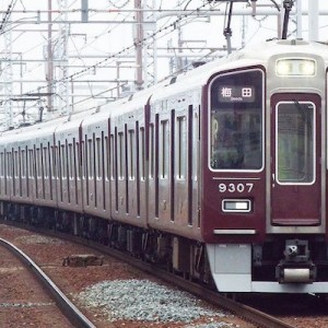 『これ無料で良いんかいな?』阪急電車が、とんでもないことになっていた!