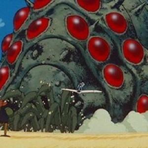 【まさかの元ネタか…?w】ナウシカの王蟲のモデル、これだと言われても信じてしまう(笑)