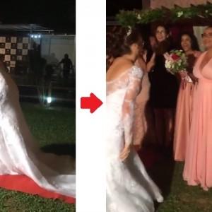 こんな幸せな結婚式ある!?みんなが特別な思い出になった!【さすが海外】