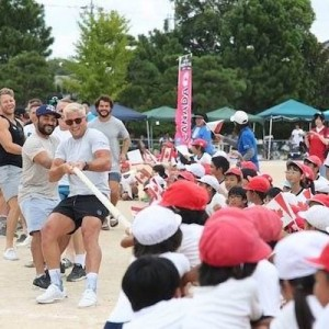 ラグビーカナダ代表さん、日本を満喫しボランティア精神も発揮する聖人集団だった→その行いが次々と