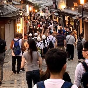 外国人「朝5時に起きた京都が素晴らしすぎた」→これは確かに感動する…