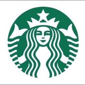 スターバックスのロゴを後ろから見たら、きっとこんな感じだよね…たぶんw