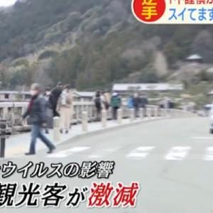 外国人観光客が激減した京都、とうとう開き直りだしていた!「有能すぎる」・「逆手に取った(笑)」