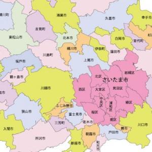 「横浜ってオシャレだよね」・「埼玉って住むには便利」大体みなさんが指す部分は各県こんな感じ8選