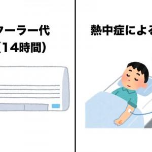 【ネットで拡散されまくった】「熱中症をなめるなよ?」9選